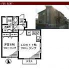 池ノ上駅の賃貸物件【1LDK アパート】(ご成約済)