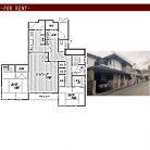 梅ヶ丘駅の賃貸物件【2SLDK 15.3万円 アパート】(ご成約済)